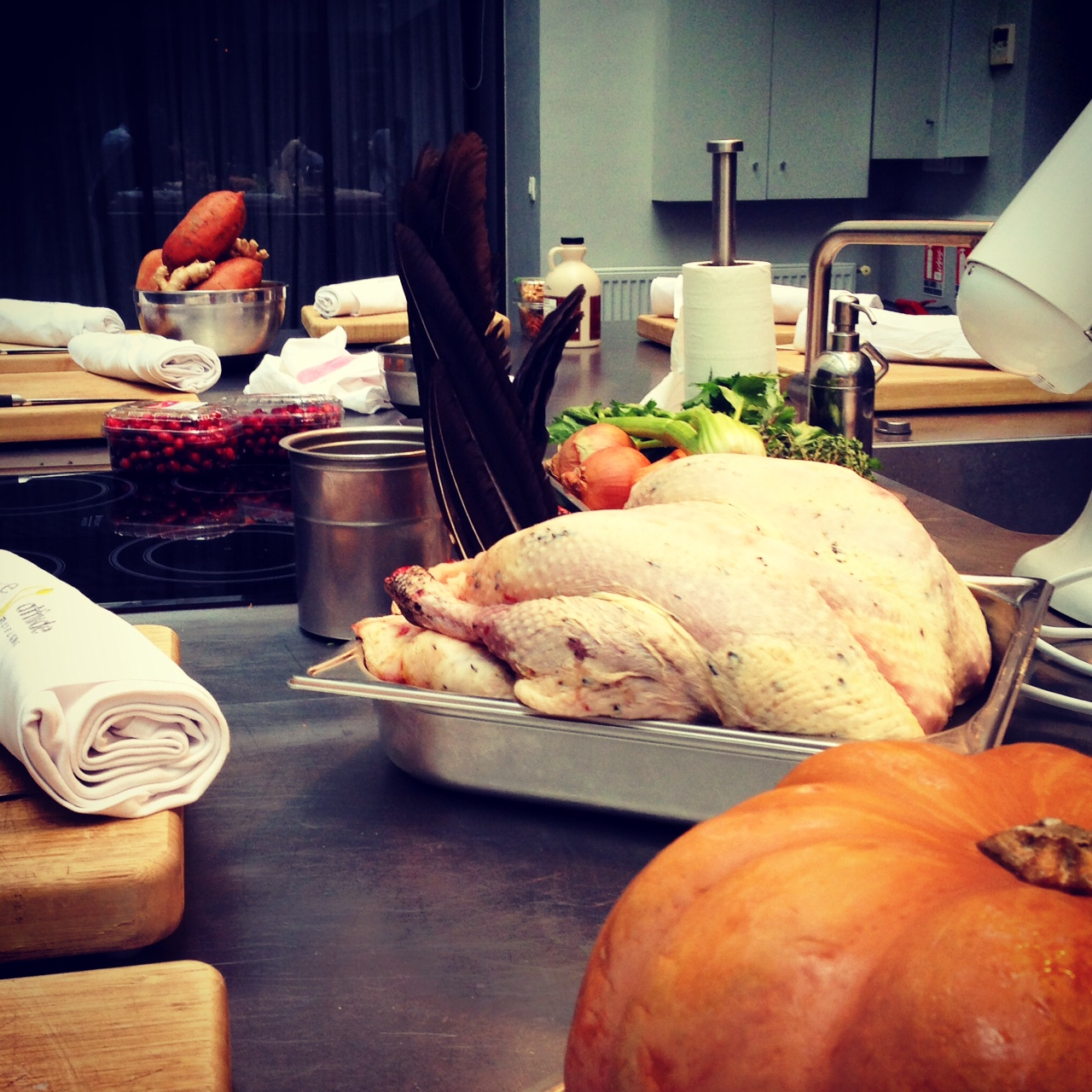 Happy thanksgiving le blog de cyril lignac - Cuisine attitude lignac ...